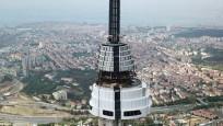 Çamlıca Televizyon Kulesi'nde son aşamaya gelindi