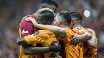 Galatasaray, Göztepe'yi tek golle geçti