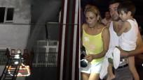 Adana'da yangın! Anne ve 2 çocuğu 6'ncı katta mahsur kaldı