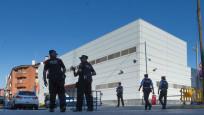 İspanya'da polis merkezine saldırı