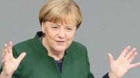 Merkel'den çok önemli Türkiye açıklaması