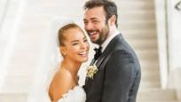 Şarkıcı Bengü ve Selim Selimoğlu evlendi