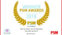 Teknoloji dünyası PSM ödülleri için yarışıyor!