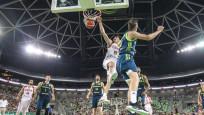 Milliler son Avrupa şampiyonu Slovenya'yı devirdi