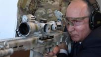 Putin 600 metreden vurdu