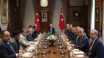 Erdoğan, Irak Temsilciler Meclisine seçilen Türkmen milletvekillerini kabul etti