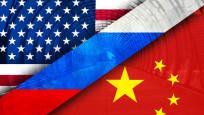 ABD'den Rusya ve Çin'e yeni yaptırımlar