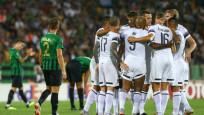 Akhisarspor, Krasnodar'a 1-0 mağlup oldu