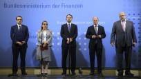 Ekonomi yönetiminden Almanya'da kritik mesajlar