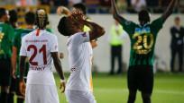 Akhisarspor 3-0 Galatasaray