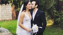 Ünlü oyuncu Buğra Gülsoy evlendi