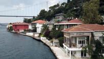 İstanbul Boğazı'nda satılık 60 yalı