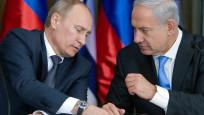 Putin ve Netanyahu'dan kritik görüşme