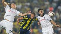 Fenerbahçe-Beşiktaş derbisi berabere tamamlandı