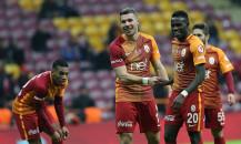 Galatasaray:6 - 24 Erzincanspor:2