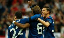 UEFA Avrupa Ligi Kupası Manchester United'in