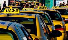 İstanbul taksilerine denetim
