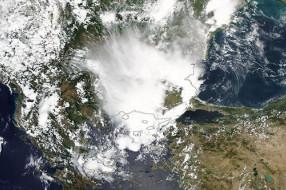 ABD, Balkanlar'dan gelen fırtınayı 4 saat önce gördü