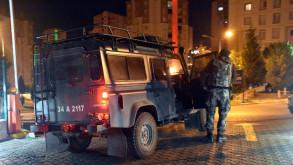 İstanbul'da lüks siteye baskın