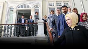 Erdoğan: Ben illegal bir yere mi geldim