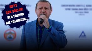Erdoğan'dan flaş kongre açıklaması