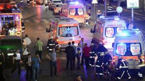 İstanbul Atatürk Havalimanı'nda canlı bomba: 41 ölü