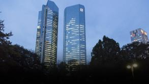 Deutsche Bank'ın karında şok düşüş!