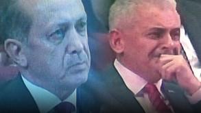 Erdoğan ve Yıldırım'ı ağlatan görüntüler