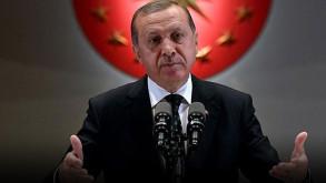 Cumhurbaşkanı Erdoğan Beştepe'de konuşuyor
