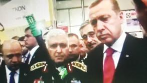 Cumhurbaşkanı Erdoğan'ın  o filmde ne işi var