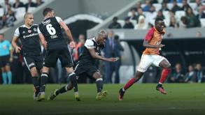 Vodafone Arena'da müthiş derbide 4 gol!
