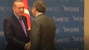 Erdoğan'dan Hisarcıklıoğlu'na 'sigara' göndermesi