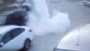 Ümraniye'de bombalı saldırı