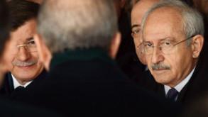 Kılıçdaroğlu'ndan Erdoğan'a olay bakışlar