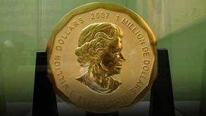 100 kiloluk saf altın para çalındı