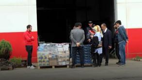 Alman devinin Türkiye'deki fabrikasına haciz şoku