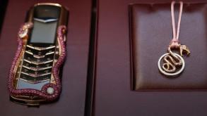 Uzan tanesi 1.3 milyon liradan telefon satacak