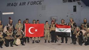 Irak: Türk ordusuyla manevralara başladık