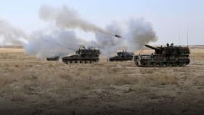 Türk askeri vurmaya başladı