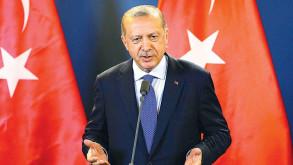 Erdoğan: Halk Bankası idari bir karardır çözülebileceği kanaatindeyim