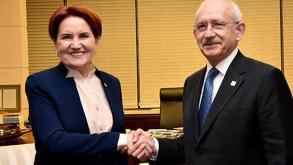 CHP ile İYİ Parti ittifakı tamam