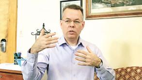 Brunson: Gülen'i Türkiye'ye göndersinler
