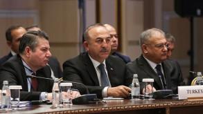 Çavuşoğlu o gazeteciye FETÖ'cü dedi