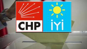 CHP ile İYİ Parti anlaştı