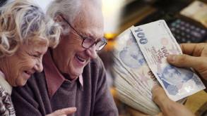 Emekli maaşlarına düzenleme hayata geçerse 224 lira artacak