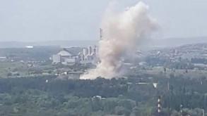 Ankara'da MKEK fabrikasında patlama