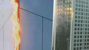 Maslak'taki gökdelende yangın dehşeti