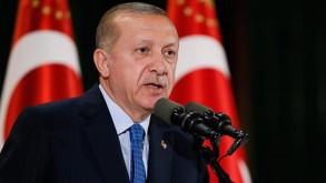 Cumhurbaşkanı Erdoğan yaralanan çocuk için hastaneye gitti