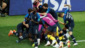 2018 Dünya Kupası Fransa'nın oldu