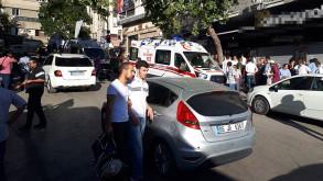 Ankara'da silahlı saldırı: Çok sayıda yaralı var